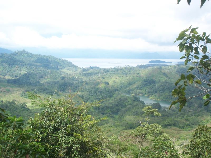 Cerro Azul Meambar - Honduras - Nationalpark Lago de Yojoa
