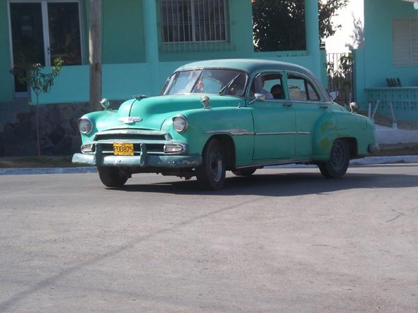 Oldtimer Kuba Havanna Alte Autos